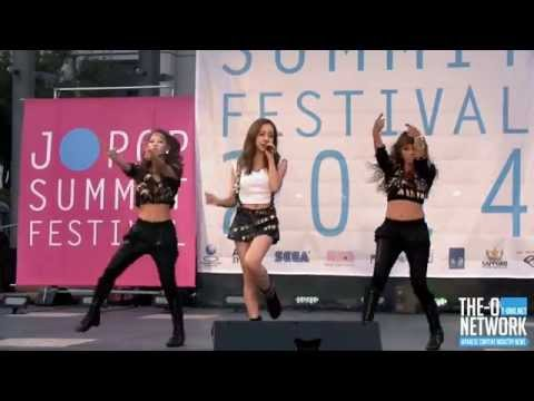 Tomomi Itano FULL Peformance J-Pop Summit Festival 2014 at Union Square
