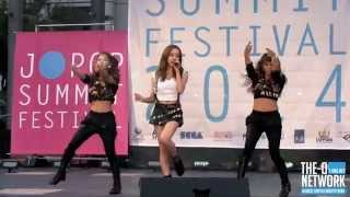 tomomi itano full peformance j pop summit festival 2014 at union square