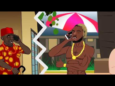 YUNG L - WHERE YOU DEY ft. UNCLE CHARLIE ANIMATION (TRACK 1) | BETTER LATE THAN NEVER: THE ALBUM