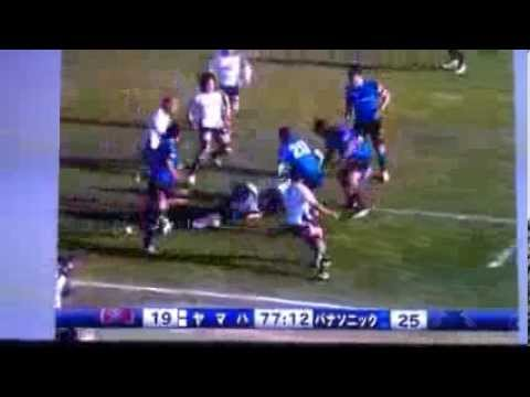 【DOSHISHA RUGBY】5・27京都ラグビー祭 VS早稲田大学 告知ムービー									posted by speeltyed7
