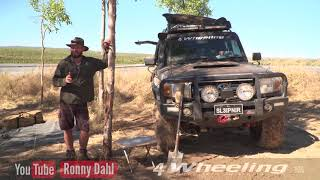 Ronny Dahl in the Kimberley