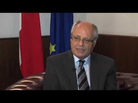 Interview - Edward Scicluna MP
