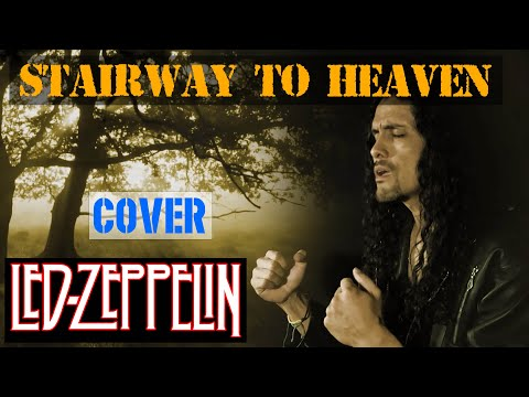 Led Zeppelin - Stairway To Heaven / Cover