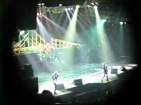 Judas Priest - Live in Miami (1988) -Ram it Down Tour- HD