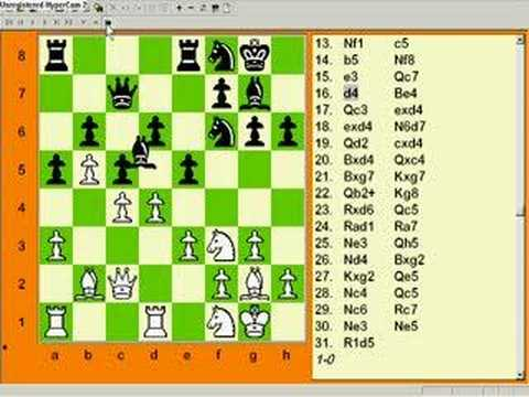 Great Chess Games 1