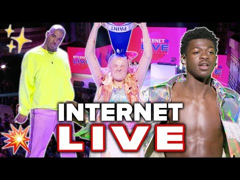 "Donté Colley, Lil Nas X, ""Damn Daniel"" & More Bring The Internet To Life • Internet Live"