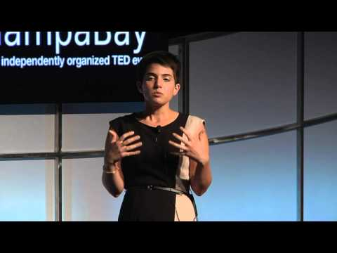 Strength In Numbers: Deena Fidas at TEDxTampaBay