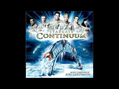 Joel Goldsmith - New Identities ( Stargate Continuum Soundtrack )