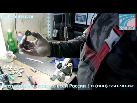 Ремонт электрической рулевой рейки Subaru Forester