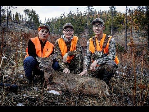 2017 Washington State Late Season Whitetail Deer Hunt | Closing Weekend