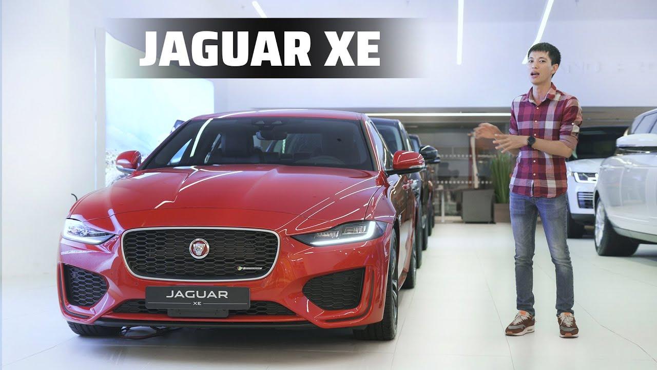 Jaguar XE mẫu xe Sedan cao cấp giá từ 2,6 tỷ tại Việt Nam