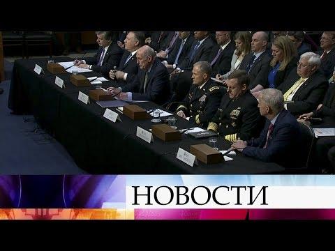 Американские спецслужбы заранее обвинили РФ во вмешательстве в выборы, которые состоятся в ноябре. - Смотреть видео онлайн