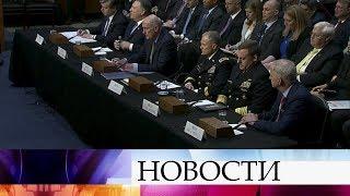 Американские спецслужбы заранее обвинили РФ во вмешательстве в выборы, которые состоятся в ноябре.