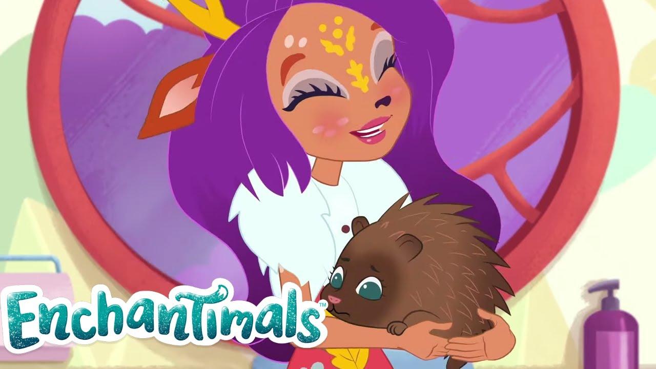 Download Enchantimals Latino 💜 Historias de Everwilde: Danessa querida 🦌💜Dibujos animados para niñas
