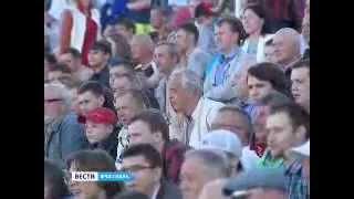 """В Ярославле прошел матч легенд """"Шинника"""". ГТРК """"Ярославия"""""""
