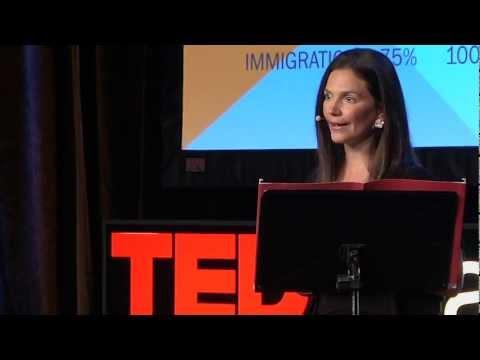 Vouloir, c'est pouvoir. Un point, c'est tout. : Mélanie Boissonneault à TEDxSainteMarie.