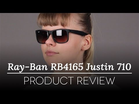 Ray-Ban RB4165 Justin Sunglasses Review