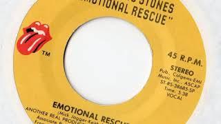 Rolling Stones –Emotional Rescue (Meat Matter Greymatter Edit)