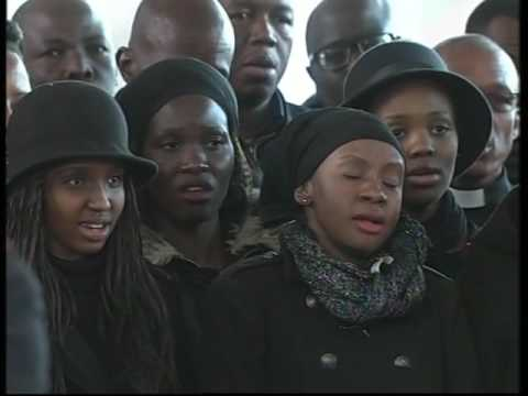 FUNERAL PROGRAMME OF FORMER PRESIDENT OF THE REPUBLIC OF BOTSWANA SIR KETUMILE MASIRE  (Part 2)
