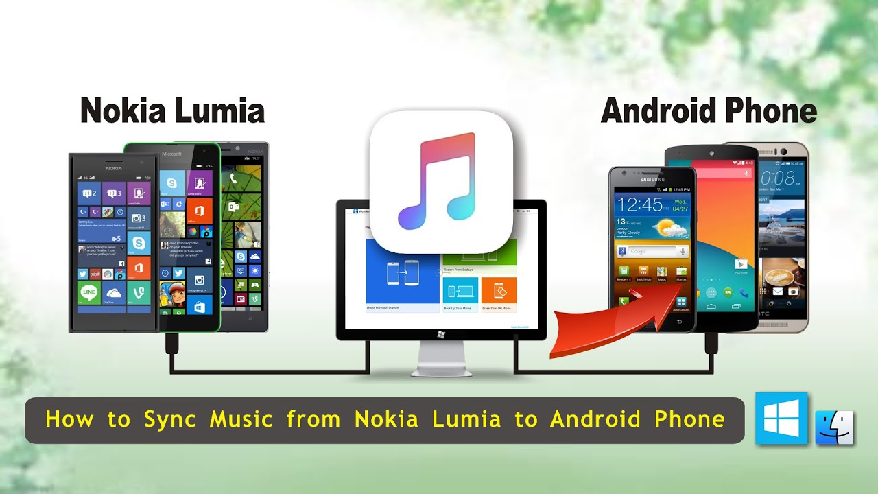 Windows Phone Werbung Song