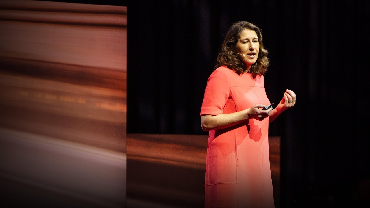#TEDTalks - The business benefits of doing good