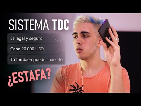 EXPONIENDO ESTAFADORES #2 - SISTEMA TDC