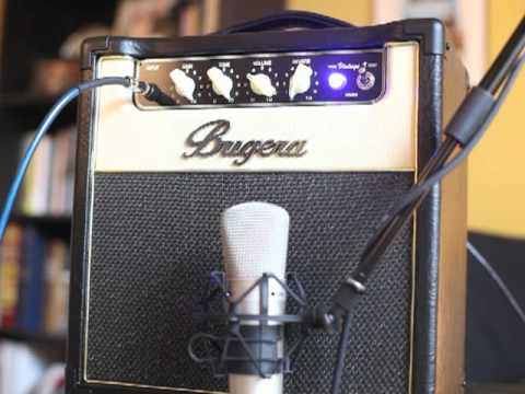 bugera v5 and fender champ 5 watt amps doovi. Black Bedroom Furniture Sets. Home Design Ideas
