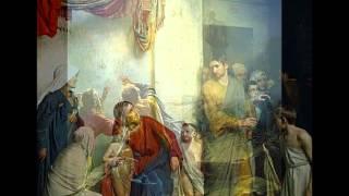 Pescador de Hombres (Pinturas Religiosas de Carl Bloch).wmv