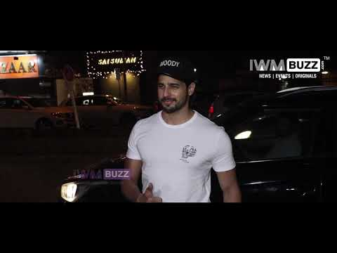 Sidharth Malhotra,Harshvardhan and many celebs spotted at Soho house Mp3