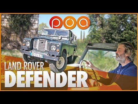 🚗 LAND ROVER DEFENDER : Le Land de mon frère