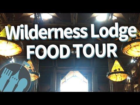 Wilderness Lodge Food Tour