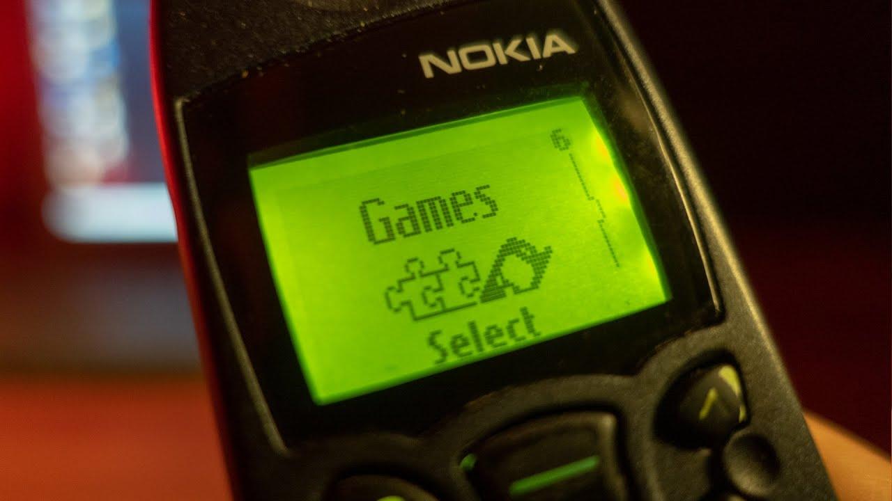 Vintage Firmware Modding Nokia DCT3 Phones