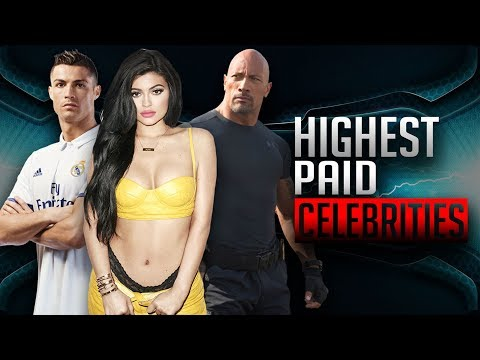 Top 10 HIGHEST PAID CELEBRITIES (2018)|FORBES Mp3