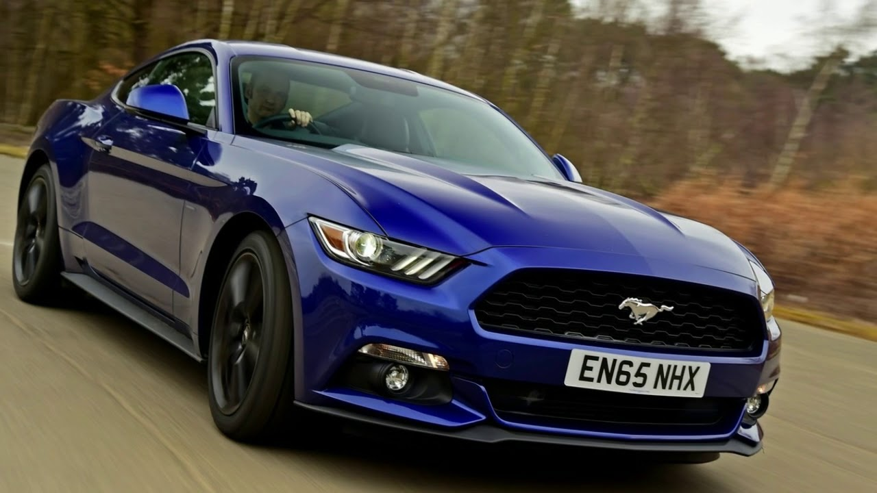 amazing  ford mustang   ecoboost specs youtube