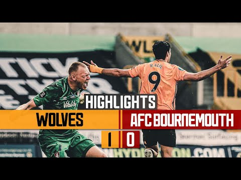 TRAORE AND JIMENEZ COMBINE AGAIN! | Wolves 1-0 Bournemouth | Highlights