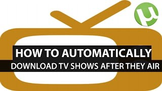 Video Get Free TV: How to Automatically download your favourite TV shows when they air using ShowRSS download MP3, 3GP, MP4, WEBM, AVI, FLV Februari 2018
