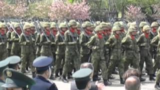 練馬第一師団創立記念祭-1