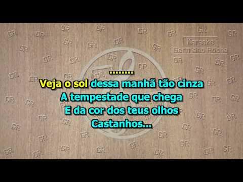Legião Urbana - Tempo Perdido (Karaoke)
