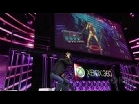 Dance Central X360  E3 2010: Dance Central Part 1