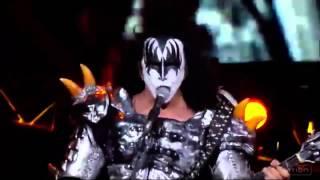 Kiss - I love It Loud (Live Charlotte 2014)
