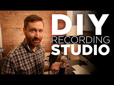 DIY Recording Studio | Hey.film podcast ep13