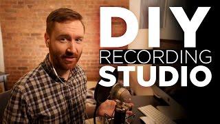 DIY Recording Studio | Hey.film podcast ep13