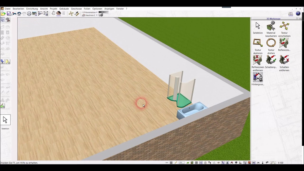 Badplaner Software 3d Cad Badplaner Software Von Plan7architekt