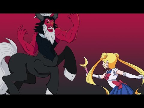 Sailor Moon meets My Little Pony (2/2)