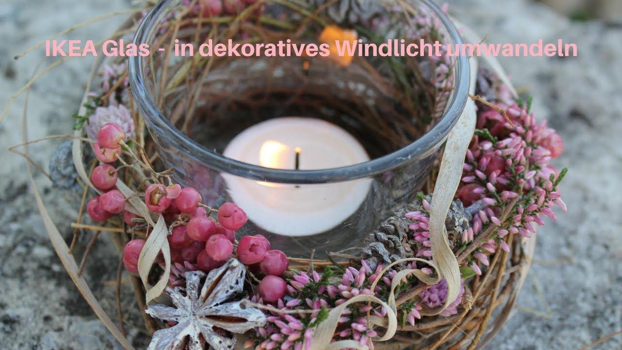 Weihnachtsfeier Deko Ideen.Diy Aus Simplem Ikeaglas Gästegeschenk An Weihnachtsfeier Tischdekoration Mit Kerze