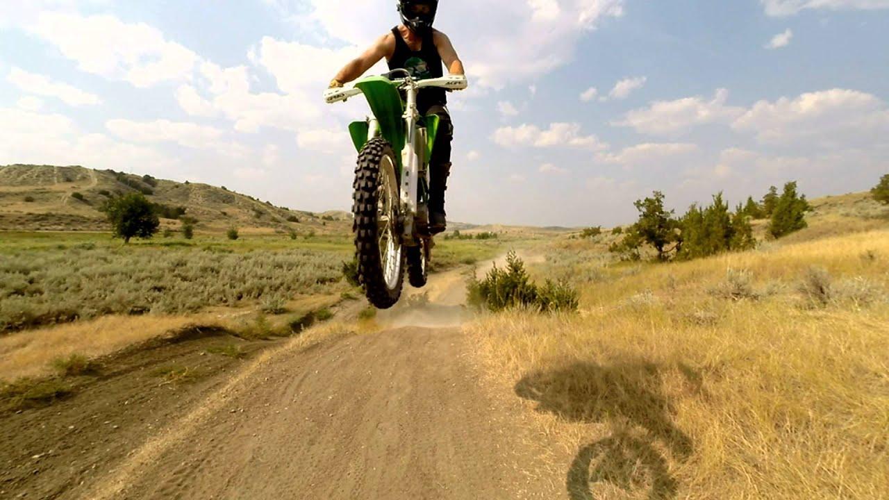 A Day In the Dirt 2: Kawasaki KLX 300