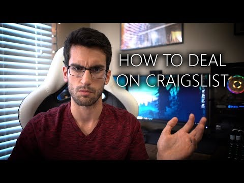 How To BUY And SELL Computers On Craigslist, Facebook Marketplace, And EBay