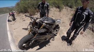 Extremely Close Calls, Road Rage, Crashes & Scary Motorcycle Accidents [EP #16]