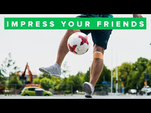 30453851 5 Simple Football Skills That Will Impress Your Friends! PT 2 - YouTube
