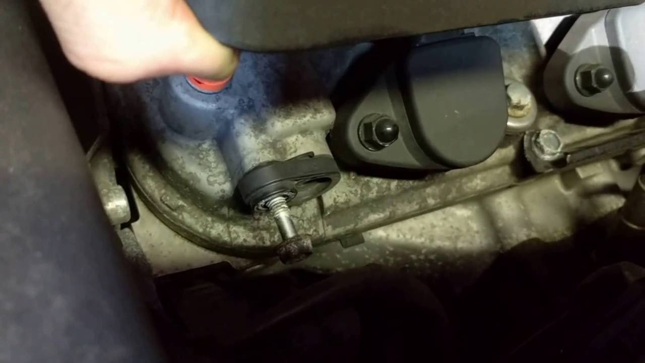 Change Pcv Valve On A 2008 Acura Tl Type S